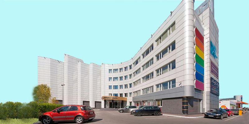 бизнес-центр Первый Километр
