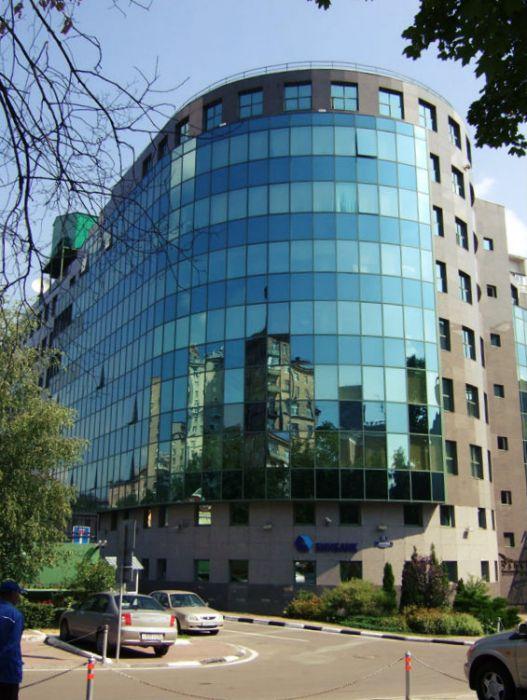 бизнес-центр Чайка Плаза 1