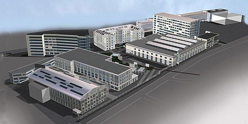 бизнес-центр Mirland