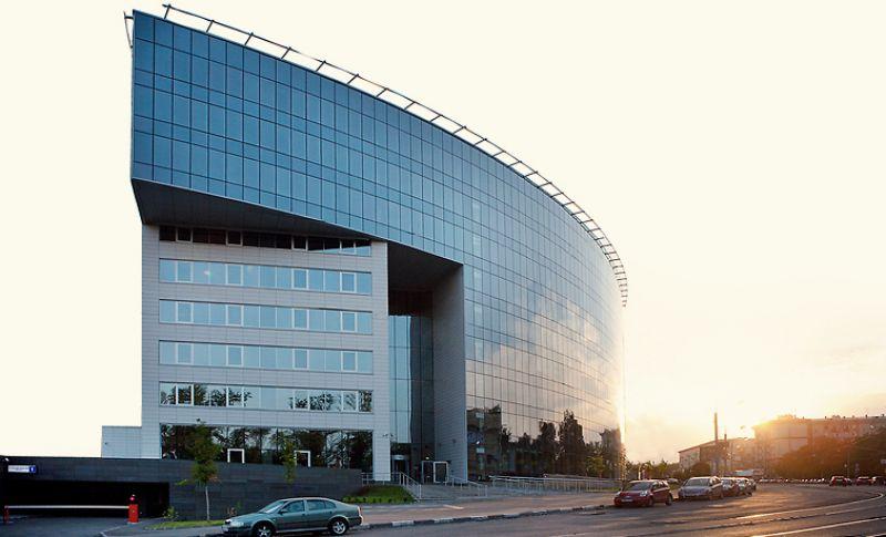 бизнес-центр Delta Plaza