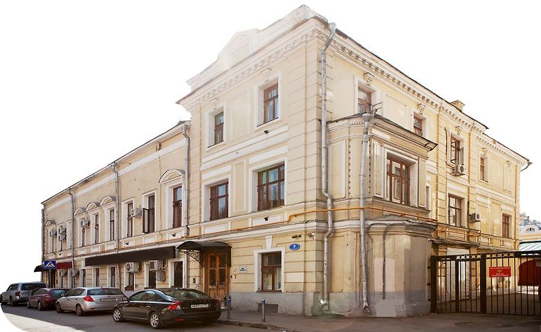 бизнес-центр Кисловский