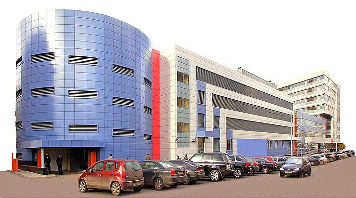 бизнес-центр Etmia II