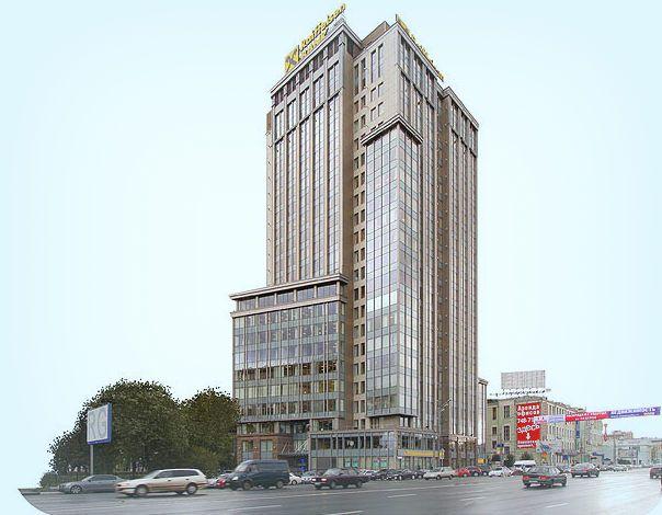 бизнес-центр Gorky Park Tower