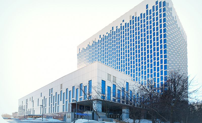 бизнес-центр Lotte Business Centre