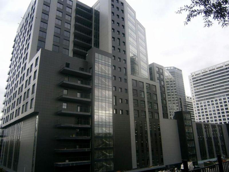 бизнес-центр NEWTON PLAZA