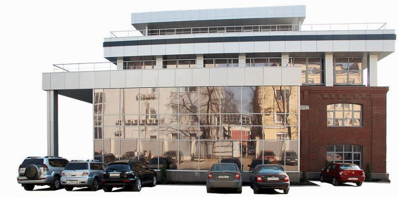 бизнес-центр Tupolev Plaza 2