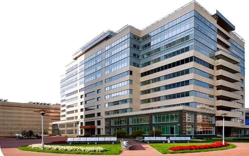 бизнес-центр Немецкий центр
