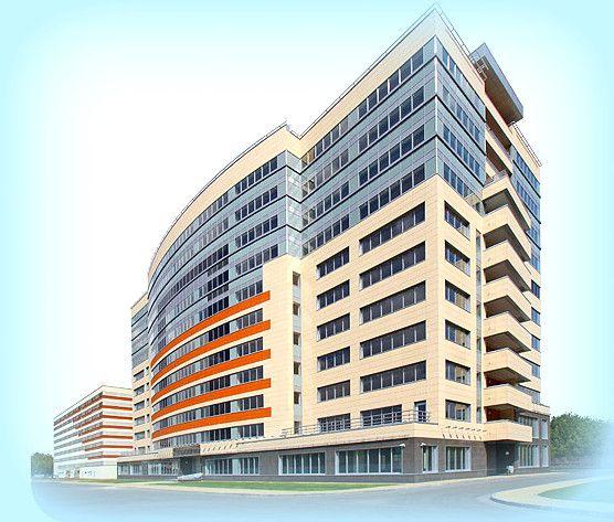 бизнес-центр Nagatino I-Land
