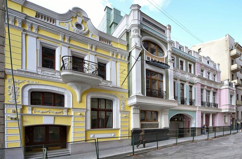 бизнес-центр Дом Чайковского