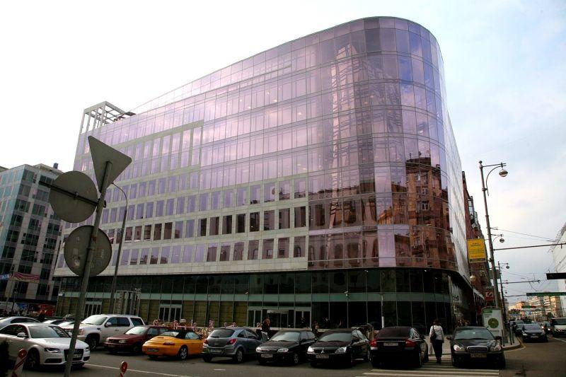 бизнес-центр Four Winds Plaza