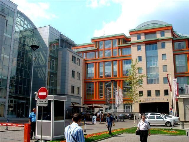 бизнес-центр Легион I
