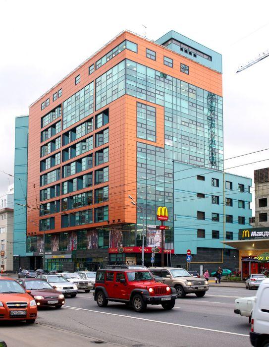 бизнес-центр Диагональ Хаус