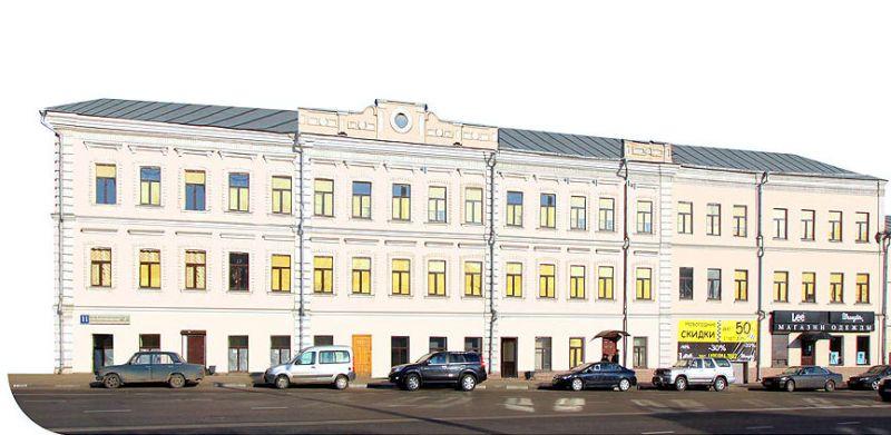 бизнес-центр Соколиный дворик