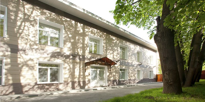 бизнес-центр Большая Серпуховская 62