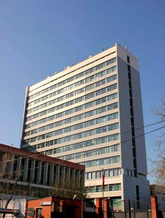 бизнес-центр Меридио