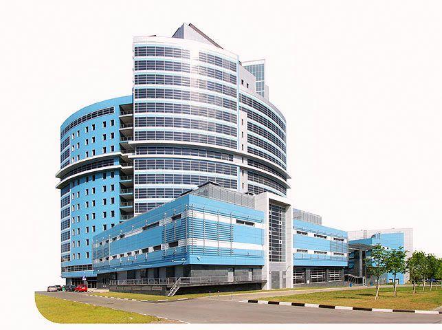 бизнес-центр Варшавка Скай