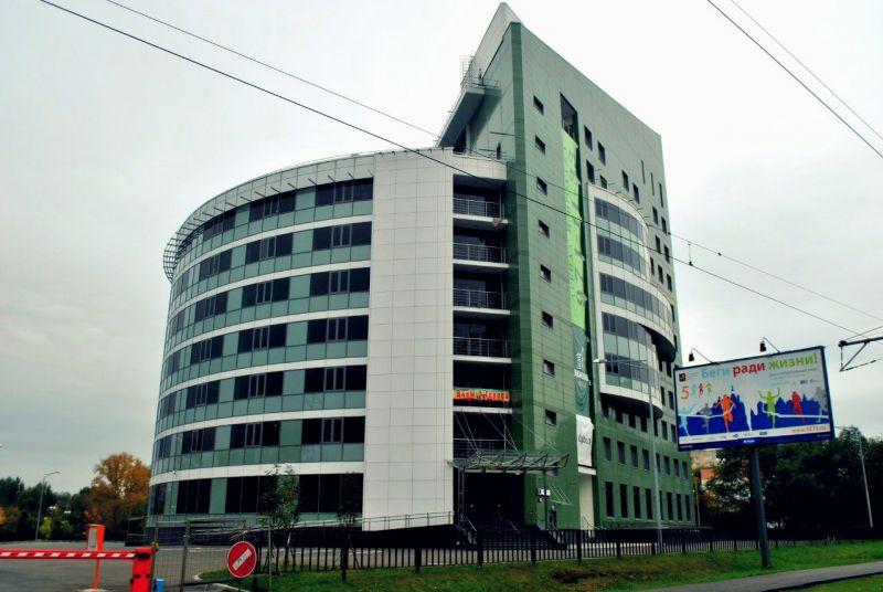 бизнес-центр Дежнев Плаза