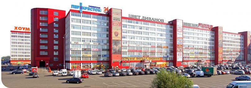 бизнес-центр Румянцево