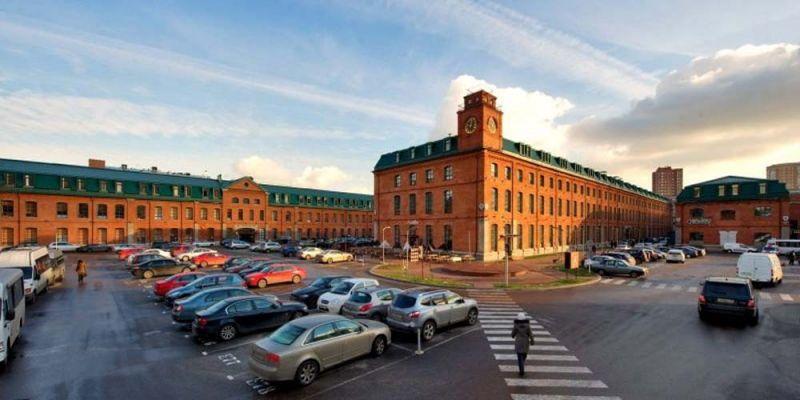 бизнес-центр Новоспасский ДК