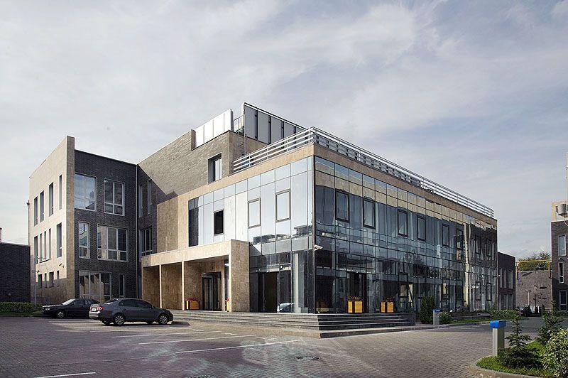 бизнес-центр Брент Сити