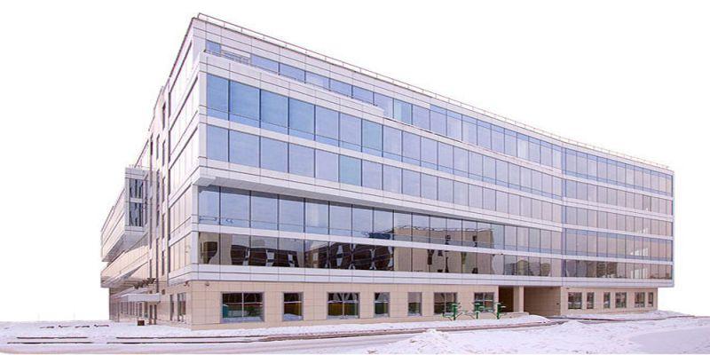 бизнес-центр Solutions