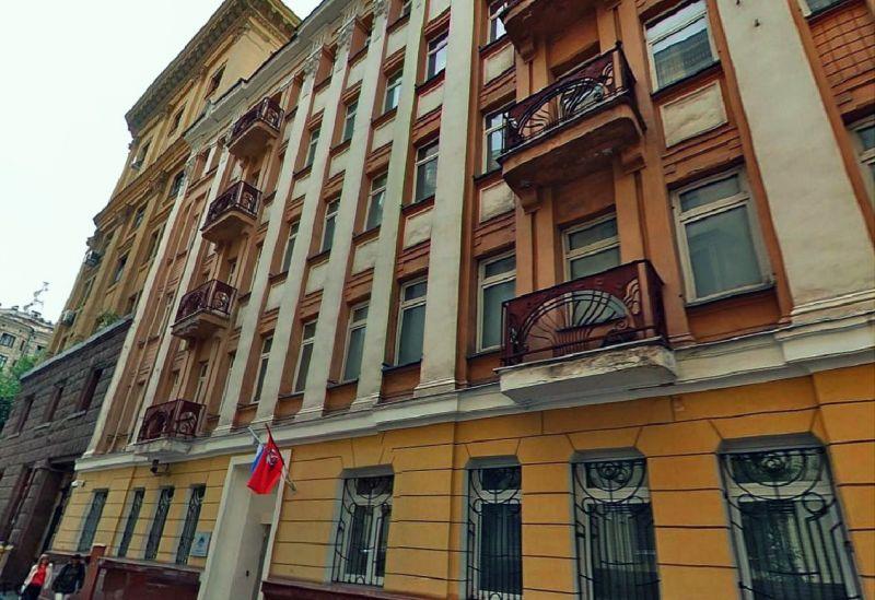 бизнес-центр Ермолаевский 25