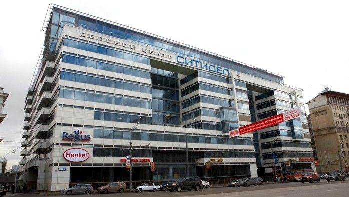 бизнес-центр Ситидел