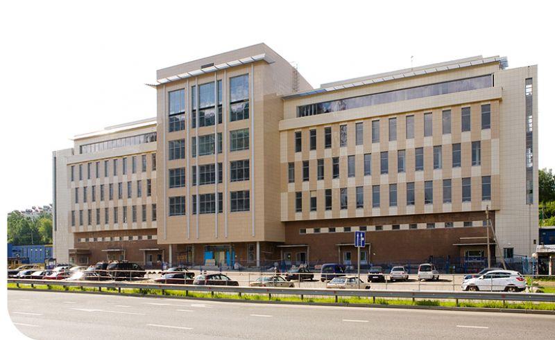 бизнес-центр ИРБИС