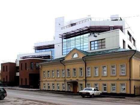 бизнес-центр Гончарная, 21