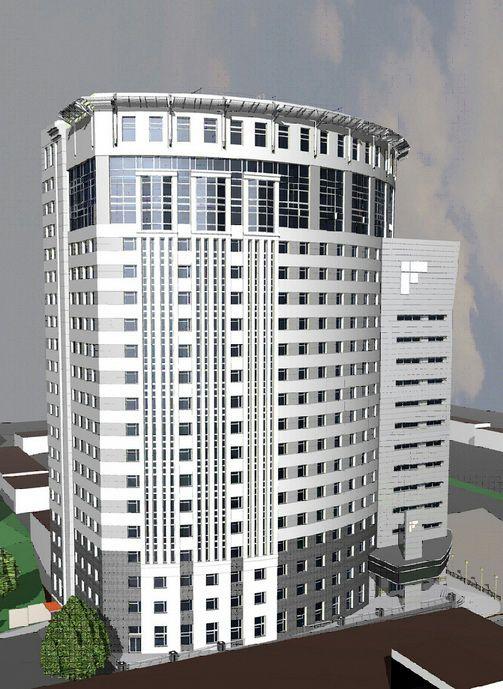 бизнес-центр Kutuzoff Tower