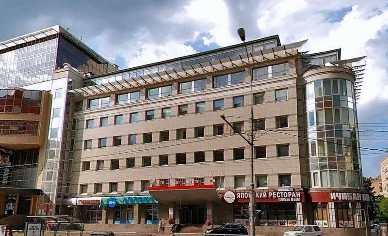 бизнес-центр Красная Пресня 22