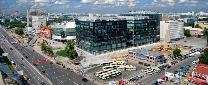бизнес-центр Метрополис