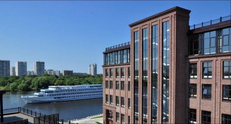 бизнес-центр River City