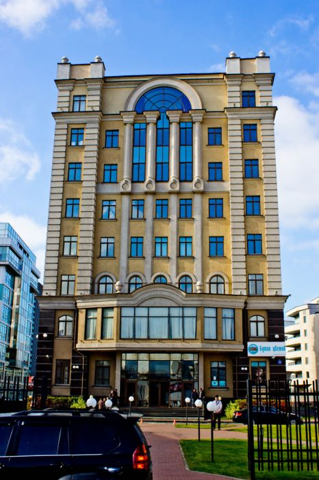 бизнес-центр Святогор II