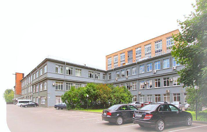 бизнес-центр Авиапарк