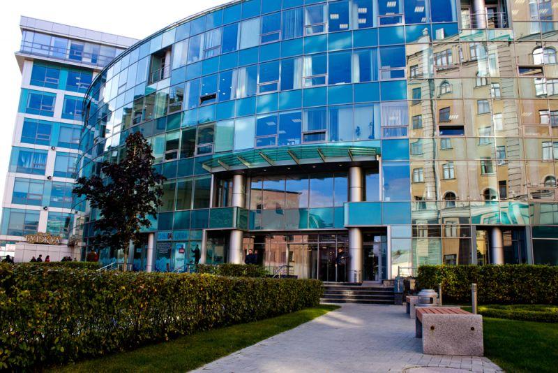 бизнес-центр Святогор IV