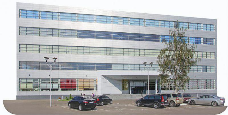 бизнес-центр Новоостаповский