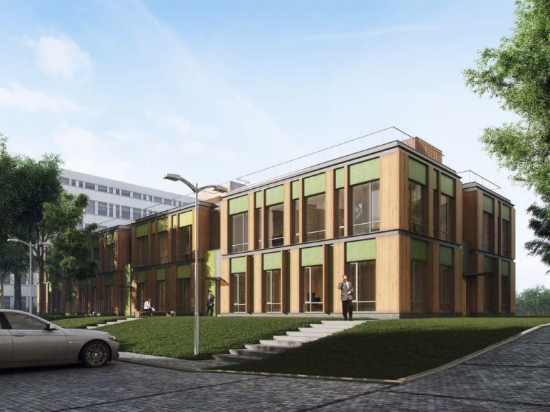 бизнес-центр Smart Park
