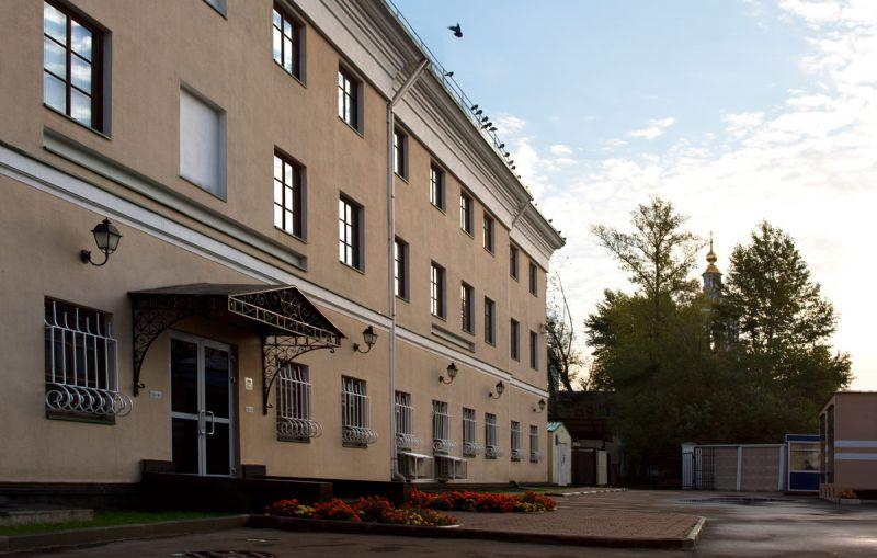 бизнес-центр Mosenka Plaza 5
