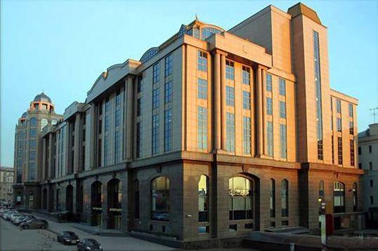 бизнес-центр Новинский пассаж