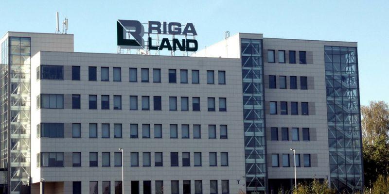 бизнес-центр Riga Land