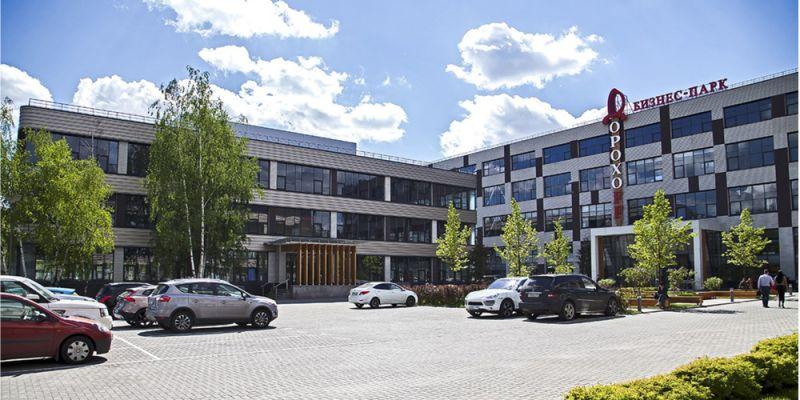 бизнес-центр Дорохoff