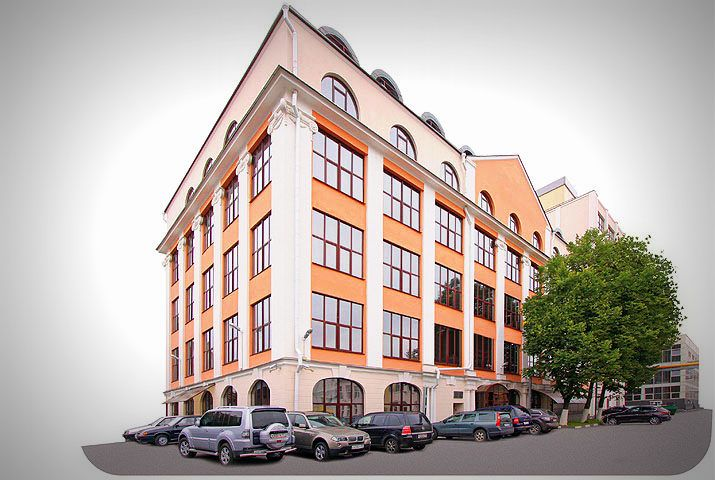 бизнес-центр Переведеновский