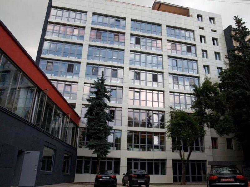 бизнес-центр Каракорум Плаза