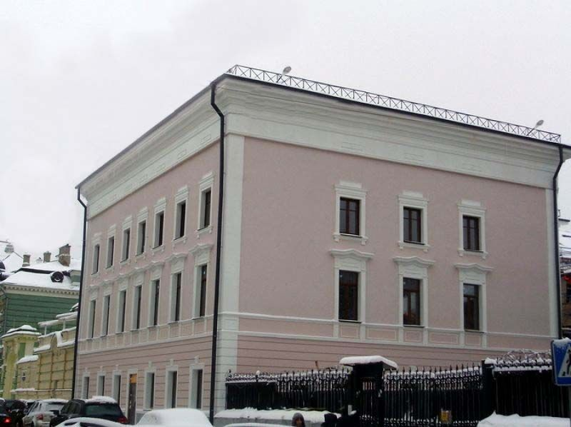 бизнес-центр Подсосенский, 23