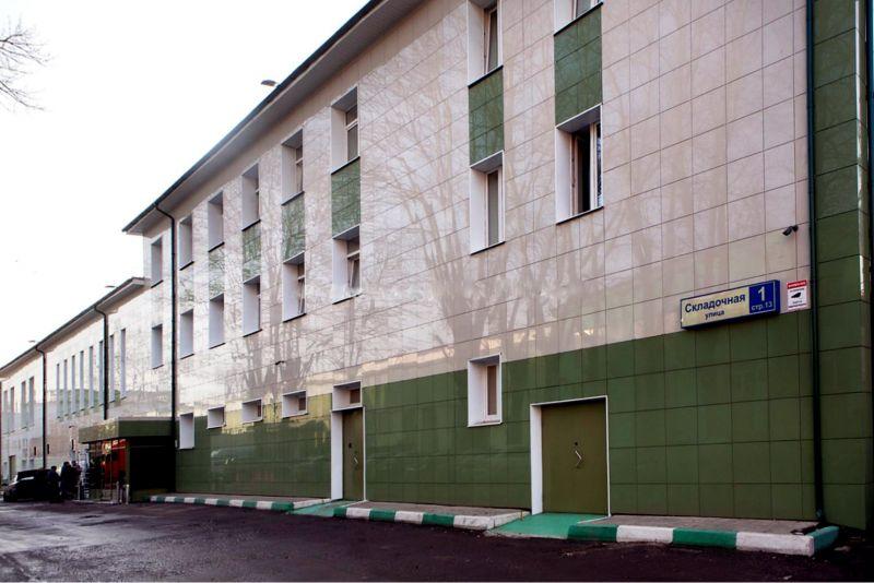 бизнес-центр Лефортоко