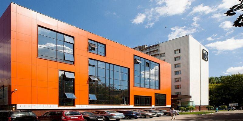 бизнес-центр RGR Plaza