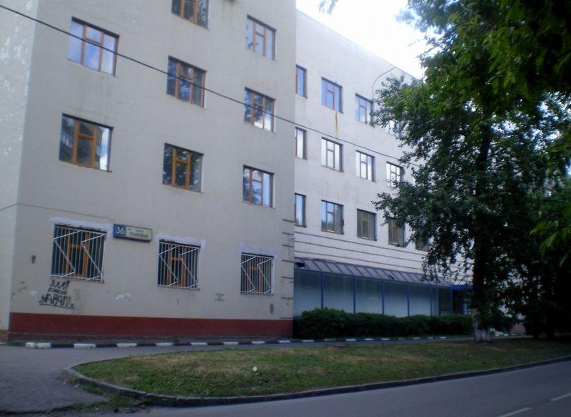 бизнес-центр Скаковая, 36