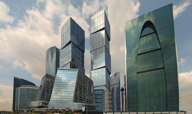 бизнес-центр Город Столиц - ММДЦ Москва-Сити