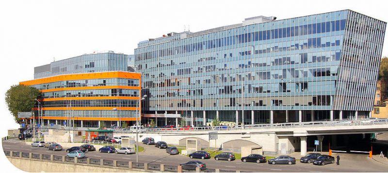 бизнес-центр Серебряный город